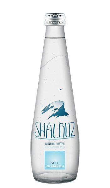 Минеральная негазированная вода Shalbuz